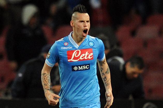 Hamsik: 'Napoli Ignore Juventus'