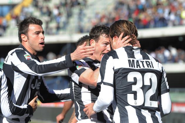 Chievo 1-2 Juventus: Battling Bianconeri Restore Three-Point Advantage
