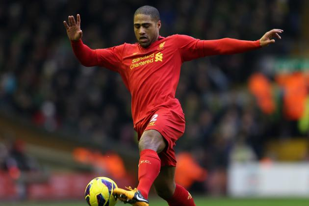 Liverpool Defender Glen Johnson Praises Team-Mate Daniel Sturridge