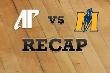Austin Peay vs. Murray State: Recap and Stats