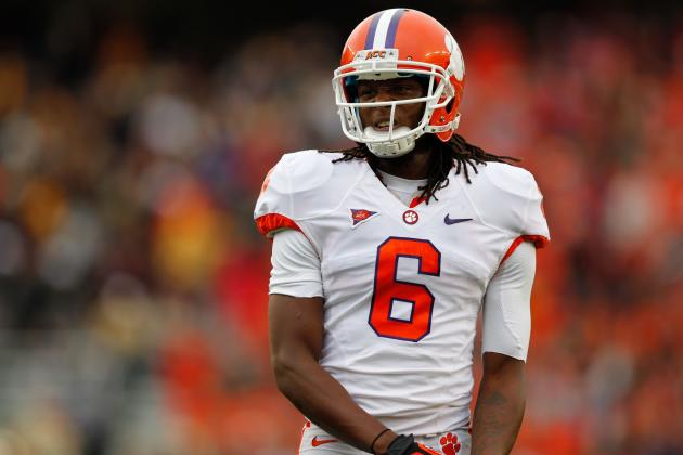 NFL Mock Draft 2013: Predicting Where Top WRs Will End Up