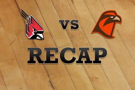 Ball State vs. Bowling Green: Recap and Stats