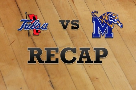 Tulsa vs. Memphis: Recap and Stats