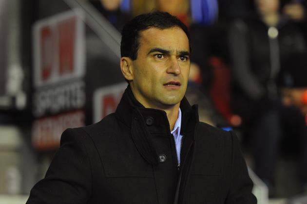 Wigan's Roberto Martinez Believes Anxiety Is Becoming a Problem