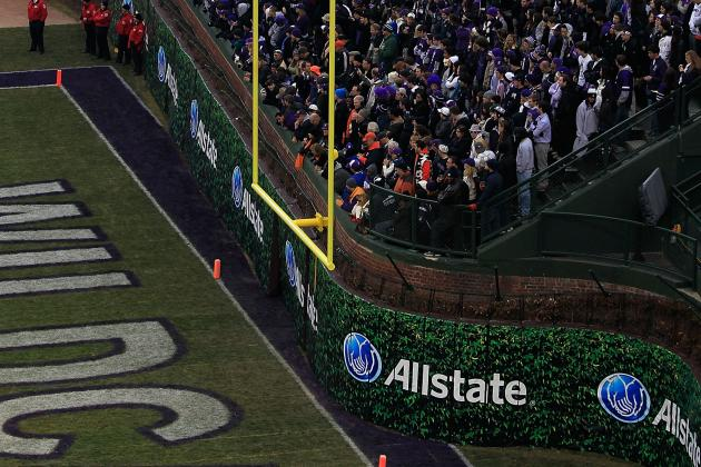 Northwestern Set to Announce Future Wrigley Field Games
