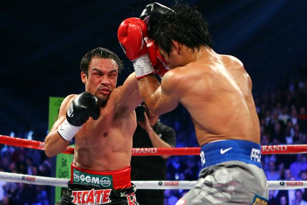 Marquez: I See No Point in Fighting Manny Pacquiao Again