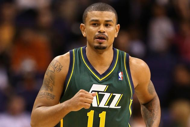 Utah Jazz: Watson's Bruised Bone Adds to Jazz's Slew of Injuries