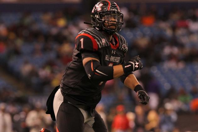Will LSU Win over Robert Nkemdiche on 5-Star's Official Visit?