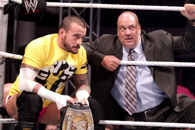 WWE Elimination Chamber 2013: Will the Rock vs. CM Punk Outdo Their First Match?