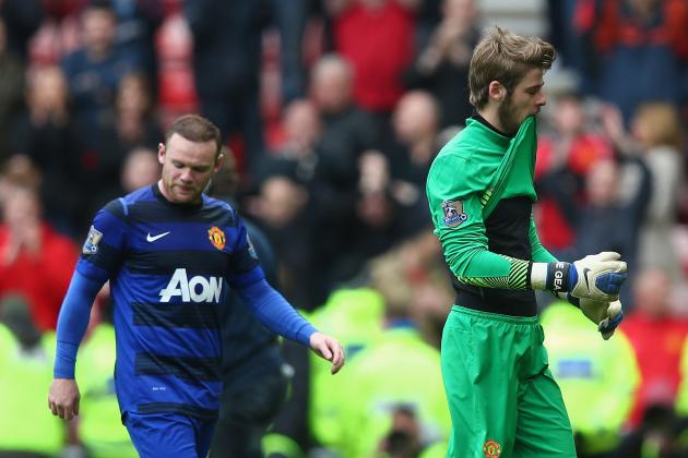 Wayne Rooney Defends David de Gea Following Recent Criticism
