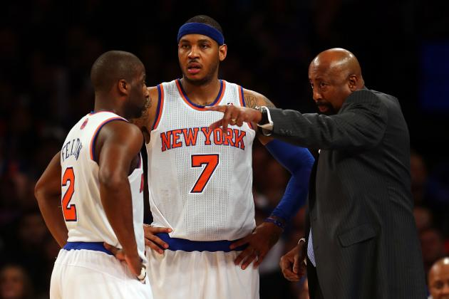 What Should Be the New York Knicks Crunch-Time Lineup in the NBA Playoffs