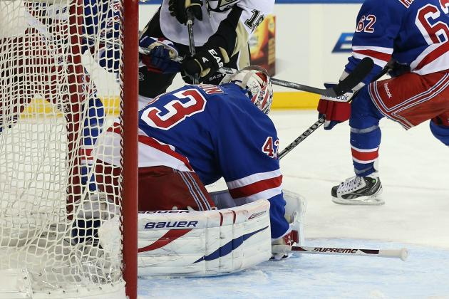 Rangers End Lightning's Win Streak with 3-2 Victory