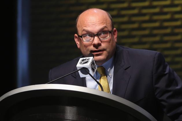 Boston's GM Hopes You Don't Judge Brian Burke on the Kessel Trade Alone