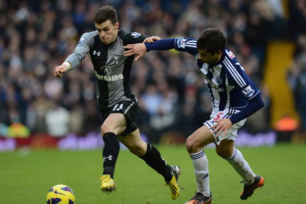 Match Report: West Brom 0-0 Tottenham