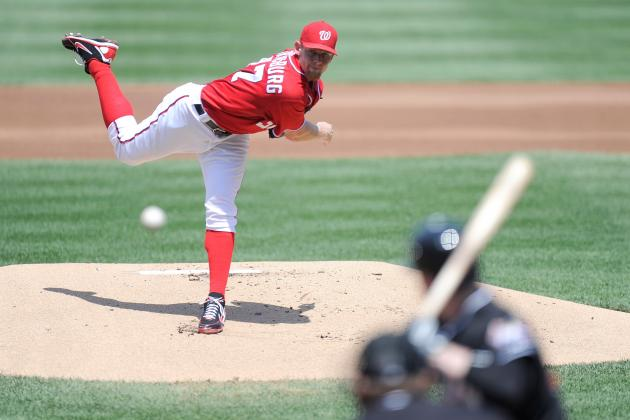 Stephen Strasburg: Washington Nationals Ace Will Bust Out Big Time in 2013