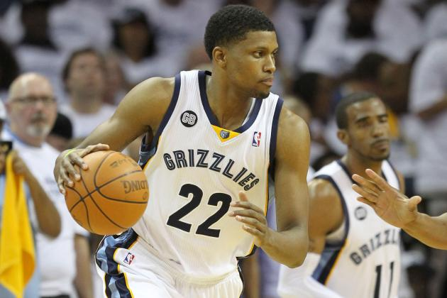 Good Stock, Bad Stock, and Where Toronto Raptors' Rudy Gay Fits Best