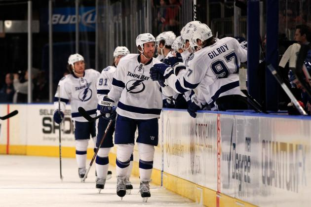 Tampa Bay Lightning: 3 Weaknesses Lightning Must Address During 2013 Season