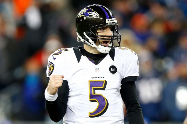 Ravens undefeated when Flacco does this