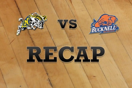 Navy vs. Bucknell: Recap and Stats