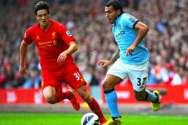 Manchester City 2-2 Liverpool: Reina Mistake Gifts City a Point
