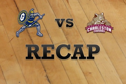 UNC Greensboro vs. Charleston: Recap and Stats