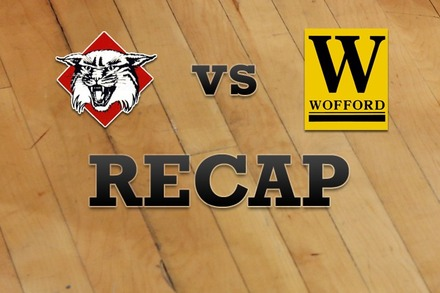 Davidson vs. Wofford: Recap and Stats