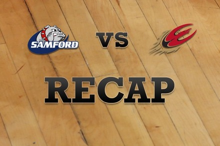 Samford vs. Elon: Recap and Stats