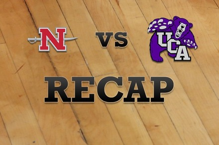 Nicholls State vs. Central Arkansas: Recap and Stats