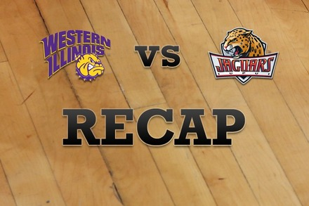 Western Illinois vs. IUPUI: Recap and Stats