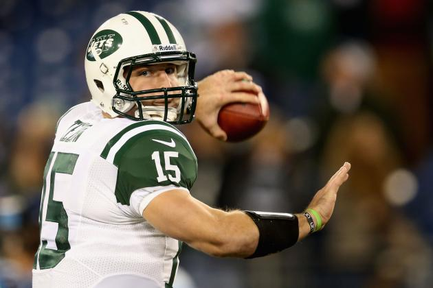 New York Jets Will Reportedly Try to Trade Tim Tebow