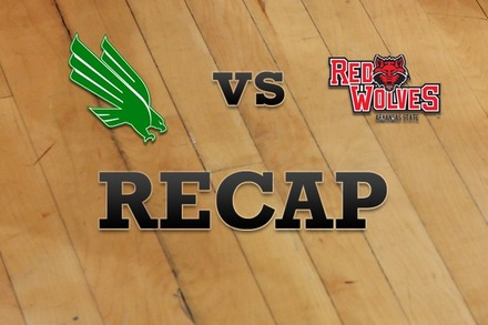 North Texas vs. Arkansas State: Recap and Stats