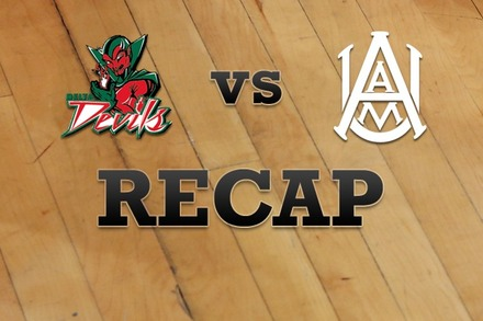 Mississippi Valley State vs. Alabama A&M: Recap and Stats