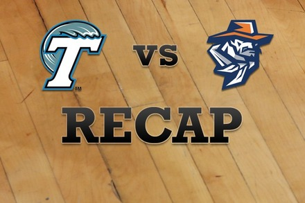 Tulane vs. UTEP: Recap and Stats
