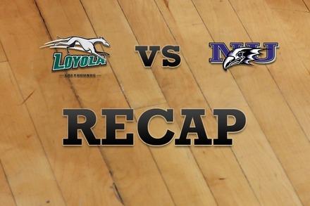 Loyola (MD) vs. Niagara: Recap and Stats