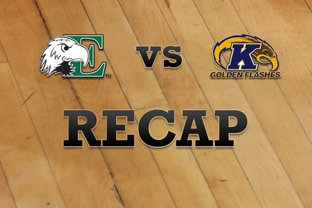 Eastern Michigan vs. Kent State: Recap and Stats