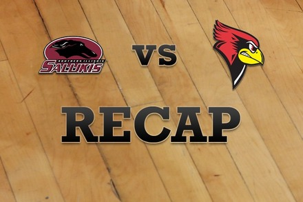 Southern Illinois vs. Illinois State: Recap and Stats
