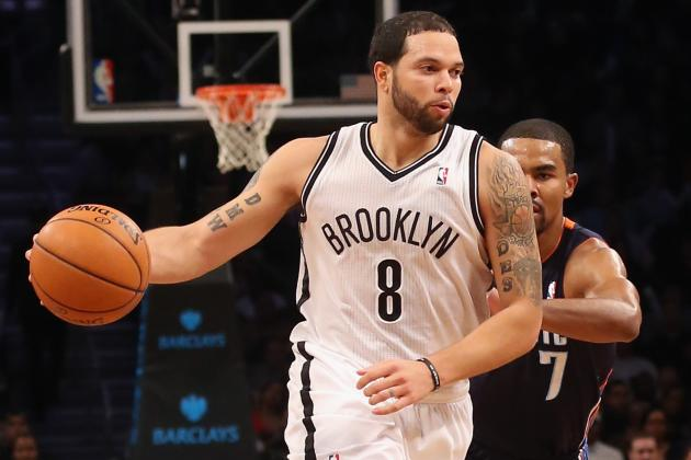 Deron Williams Needs to Step Up, Lead Brooklyn Nets with Passion and Pride