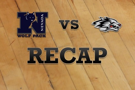 Nevada vs. New Mexico: Recap and Stats