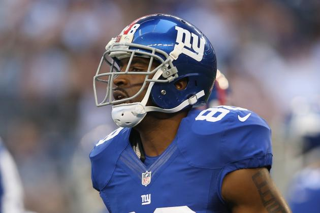 Sources: Hakeem Nicks' Deal Is Giants' Biggest Priority