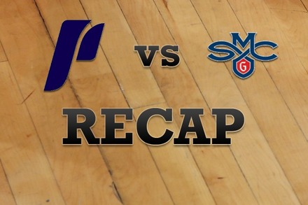 Portland vs. Saint Mary's: Recap and Stats