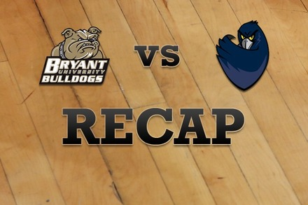 Bryant University vs. Monmouth: Recap and Stats