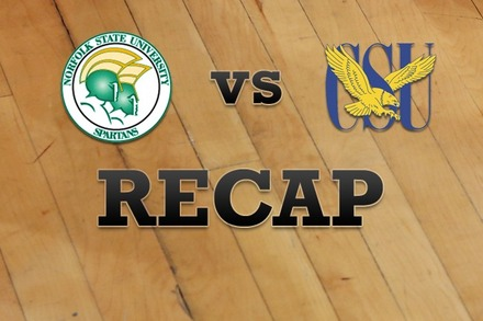 Norfolk State vs. Coppin State: Recap and Stats