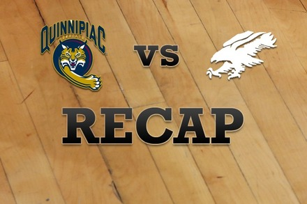 Quinnipiac vs. Wagner: Recap and Stats