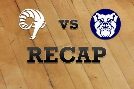 Rhode Island vs. Butler: Recap and Stats