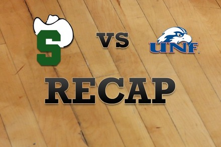 Stetson vs. North Florida: Recap and Stats