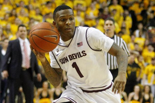 Jahii Carson Scores 32; Washington Holds off ASU Basketball
