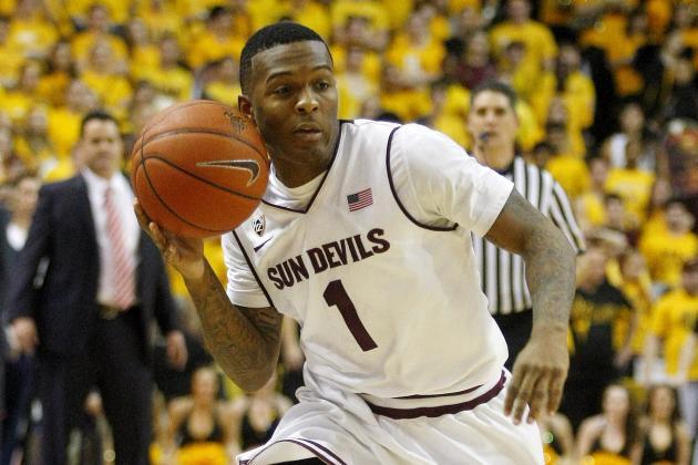 Jahii Carson Scores 32; Washington Holds off ASU Basketball