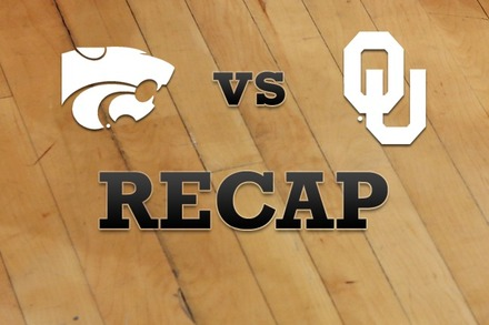 Kansas State vs. Oklahoma: Recap and Stats
