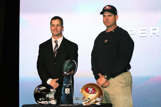 Super Bowl Odds 2013: Spread Information for Ravens vs. 49ers Matchup