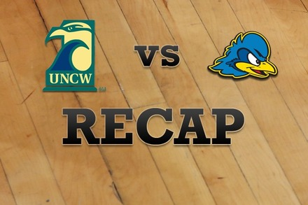 UNC Wilmington vs. Delaware: Recap and Stats